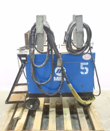 MILLER ELECTRIC DIALARC HF WELDER