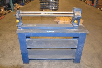 ROPER WHITNEY 381D MANUAL ROLL BENDING MACHINE