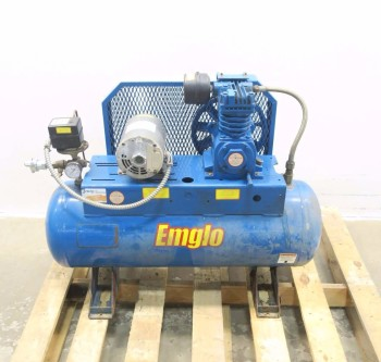 EMGLO K34S-17 AIR COMPRESSOR