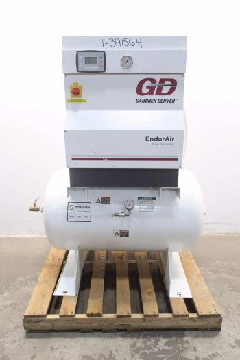 GARDNER DENVER ELA99C KS5 AIR COMPRESSOR