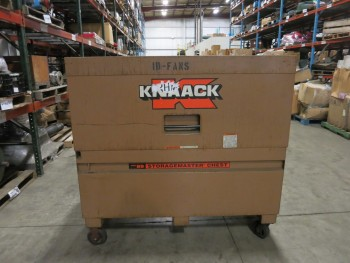 KNAACK STORAGE MASTER CHEST MODEL 89