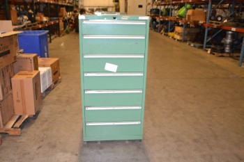 LISTA 7-DRAWER TOOL STORAGE CABINET
