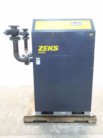 ZEKS 700HSFW400 HEATSINK TRUE-CYCLING 700SCFM AIR DRYER
