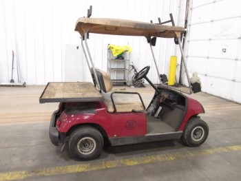 2005 YAMAHA GOLF CART W/ COVER