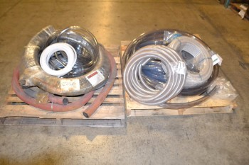 2 PALLETS OF ASSORTED PNEUMATIC HOSES