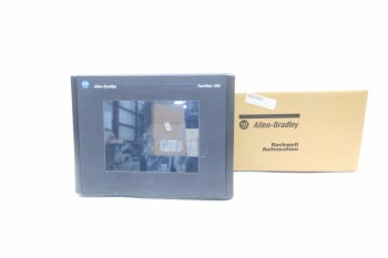 ALLEN BRADLEY 2711-T10C15 CONTROL