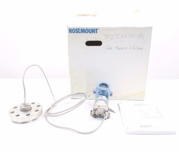 ROSEMOUNT 3051CG4A22A1AS1M5B4E5 TRANSMITTER