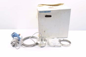 ROSEMOUNT 3051CG4A22A1AS1B4M5 TRANSMITTER