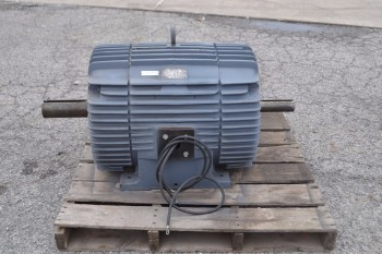 GENERAL ELECTRIC 75 HP INDUCTION MOTOR