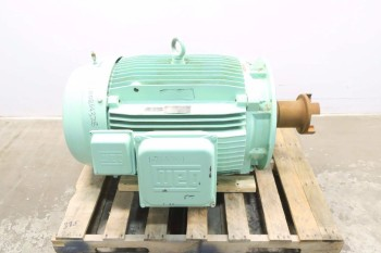 WEG DT100606RTDS ELECTRIC MOTOR