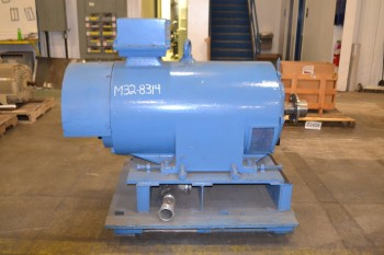 YASKAWA INDUCTION MOTOR, BSA-01, 350 HP, 2300 RPM