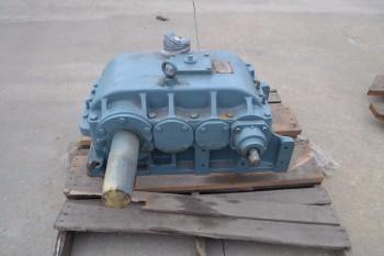 PHILADELPHIA GEAR 78.1:1 GEAR REDUCER, 25 HP