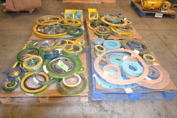 4 PALLETS OF ASSORTED OIL SEALS