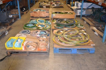 6 PALLETS OF ASSORTED OIL SEALS