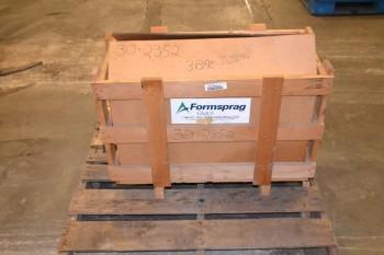 FORMSPRAG LONGLIFE HOLDBACK CLUTCH, LLH-750/2.937