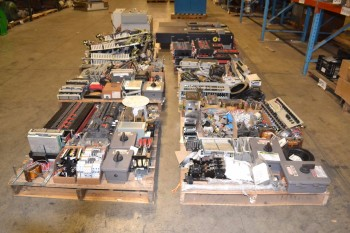 8 PALLETS OF ASSORTED ELECTRICAL