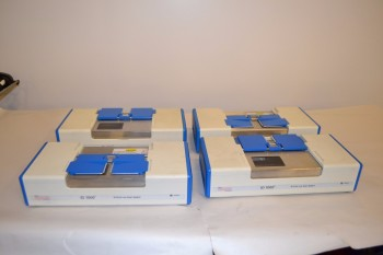 LOT OF 4 CROSS MATCH 900071 ID1000 LIVE SCAN SYSTEM