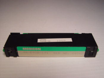 Modicon AEG AS-E908-131 Memory Module Executive I/O Cartridge 512 BIT 31 Drop