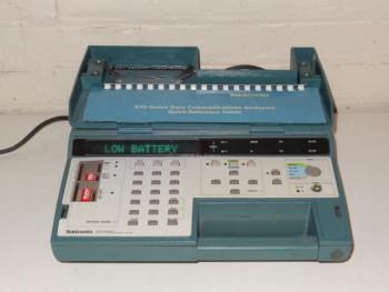 Tektronix 835 Programmable Data Communication Tester