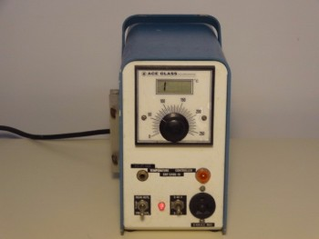 Ace Glass RTD PT-100A Temperature Controller
