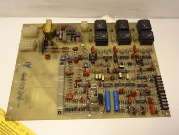 Fincor Boston 3120 Series Control Board Assy 1043941-01 Rev G