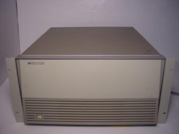 HP - Hewlett Packard 3853A Extender With (1) 44729A & (1) 44727A Modules