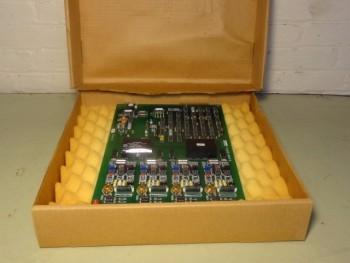 Foxboro 3F4-D2IA FIO Digital Current Converter Board QUAD 0-20MA Output A2049GP