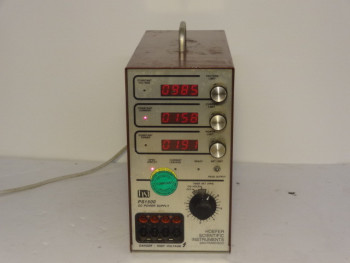 Hoefer Scientific PS1500 DC Power Supply 115V, 5Amp YB1991