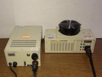 Ion Laser Technology (ILT) 4550ACM-01 Laser Head With 5400B-115-01 Power Supply
