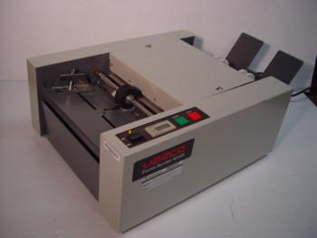 Duplo - Seiko V-410 TableTop Cut Sheet Forms Burster - Warco