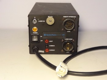 Spectra Physics 263-A0109 Argon Ion Laser Power Supply