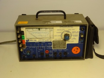 Bio-Tek Instruments 270 Electrical Safety Analyzer