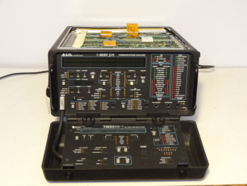 TTC T-Berd 310 Communications Analyzer With 310-1 DS1/DS0 & (10) Options