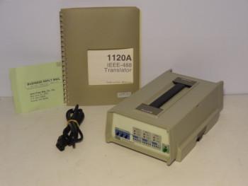 Fluke 1120A IEEE-488 Translator - \