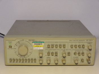Leader Electronics LG-1311 10 Mhz Function Generator