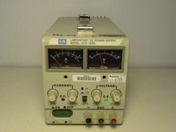 GW Instek GPS-1850 Laboradory DC Power Supply