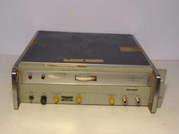 HP - Hewlett Packard 491C Microwave Amplifier 2.0-4.0 GHz