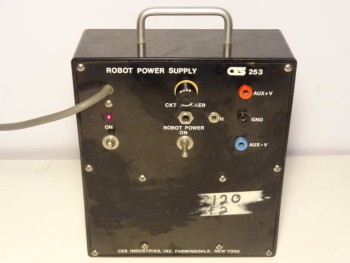 CES Industries 253 Robot Power Supply
