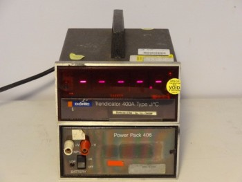 Doric Scientific 400A Trendicator Digital Indicator With 406 Power Pack