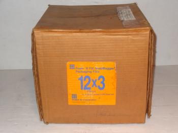 Sealed Air Instapak PTF12x3 Foam Instabagger Packaging Bag Films