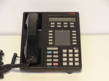 Lot of (10) Avaya Lucent 8410D Definity Multi Line Office Phone W/ Handset