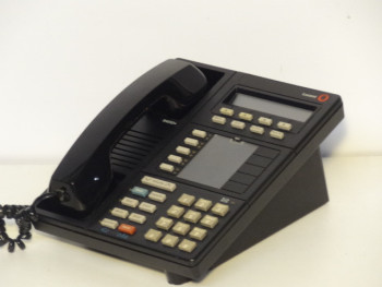 Lot of (10) Lucent - Avaya  8405D+ Multi Line Office Speakers Phone W/ Handset