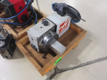 HAAS INDEXER, 4TH AXIS