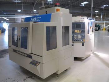 HITACHI SEIKI HG400 III, SEICOS 16M CNC CONTROL