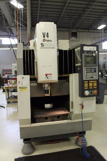 1996 ENSHU S-300 CNC VERTICAL MACHINING CENTER