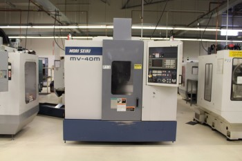 1999 MORI SEIKI MV-40/40M CNC VERTICAL MACHINING CENTER