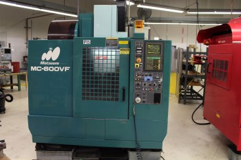 1994 MATSUURA MC-660 VF CNC VERTICAL MACHINING CENTER