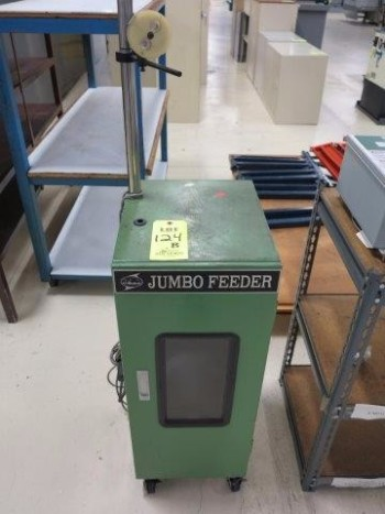 SODICK JUMBO WIRE FEEDER FOR EDM MACHINES