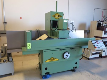 ELB-SCHLIFF SURFACE GRINDER, MODEL: OPTIMAL 6375 SPS, S/N 470150196