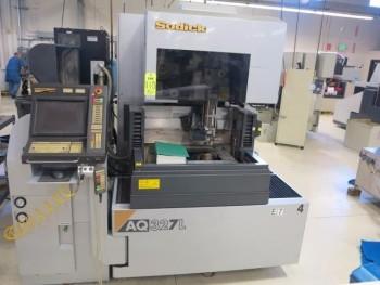 2008 SODICK AQ 327 L CNC WIRE EDM